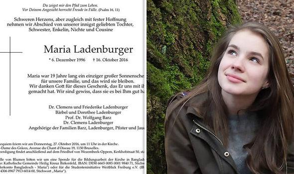 Maria Ladenburger 740490