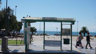 Απεργία ΟΑΣΘ: Με προσωπικό ασφαλείας τα λεωφορεία στη Θεσσαλονίκη