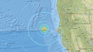 Ισχυρός σεισμός στη Β. Καλιφόρνια