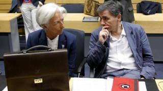 ΔΝΤ: Μόνο 1,5% πλεόνασμα, αλλιώς νέα μέτρα