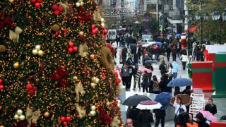 Χριστούγεννα 2016: Την Παρασκευή η φωταγώγηση της Αθήνας