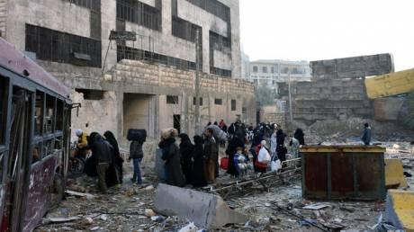 Ο συριακός στρατός διέκοψε τις επιχειρήσεις στο Χαλέπι