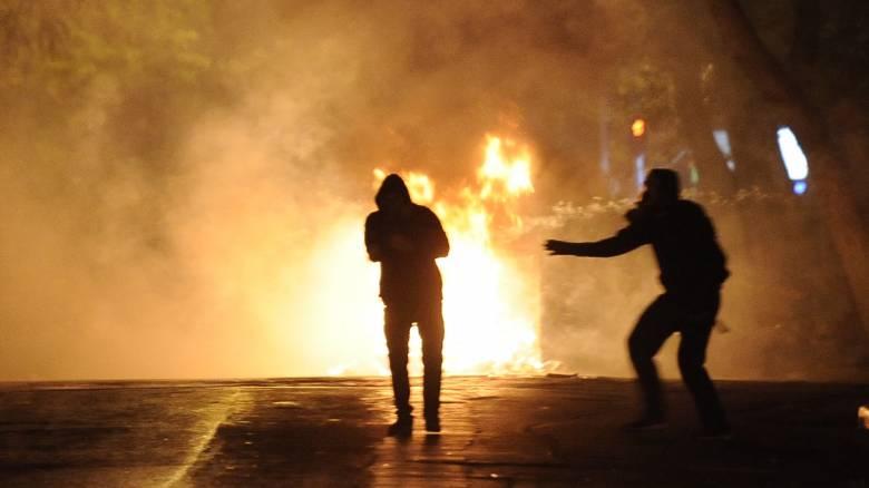 Αντιμέτωπη με τη νέα γενιά «μπαχαλάκηδων» στα Εξάρχεια η αστυνομία