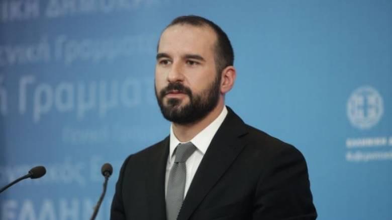 Δ. Τζανακόπουλος: Δεν υπάρχει περίπτωση να παγώσουμε τις εξαγγελίες Τσίπρα