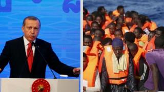 Ανοίγει τις στρόφιγγες των προσφυγικών ροών ο Ερντογάν