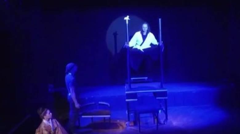 Sankara: Ένα «μαγικό» ταξίδι στον κόσμο των ψευδαισθήσεων από drone (vid)