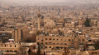 Βίντεο από drone αποτυπώνει το σκηνικό της καταστροφής στο Χαλέπι