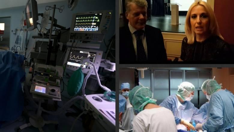 Μεταμόσχευση: οι λίστες αναμονής, η αγωνία και οι δωρητές οργάνων (vid)