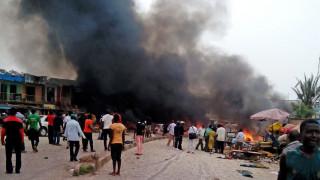 Νιγηρία: Δεκάδες νεκροί από διπλή βομβιστική επίθεση σε αγορά