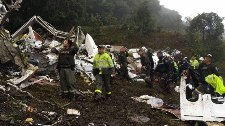 Υπ. Άμυνας Βολιβίας: Δολοφονία και όχι δυστύχημα το αεροπορικό δυστύχημα στην Κολομβία