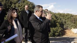 Πυρά κατά Π. Καμμένου από το τουρκικό υπουργείο Άμυνας