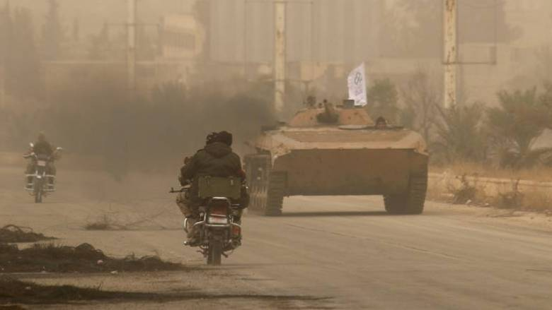 Συρία: Τουλάχιστον 20.000 άμαχοι έχουν εγκαταλείψει σήμερα το Χαλέπι