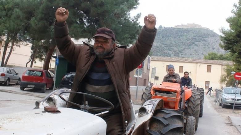 Λάρισα: Κινητοποίηση αγροτών με τρακτέρ την Παρασκευή 16/12