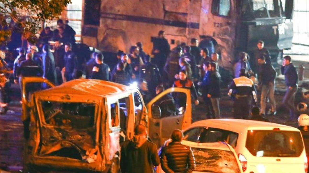 Ισχυρές εκρήξεις στην Κωνσταντινούπολη