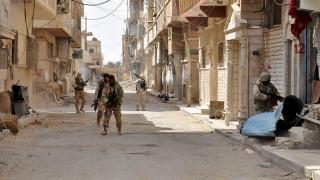 Συρία: Ο στρατός κερδίζει έδαφος στο Χαλέπι, σφοδρές μάχες στην Παλμύρα