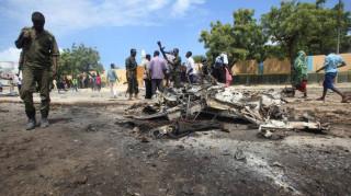 Σομαλία: Δεκάδες νεκροί από έκρηξη παγιδευμένου οχήματος