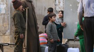 Χαλέπι: 10.000 άμαχοι εγκατέλειψαν τις ανταρτοκρατούμενες συνοικίες