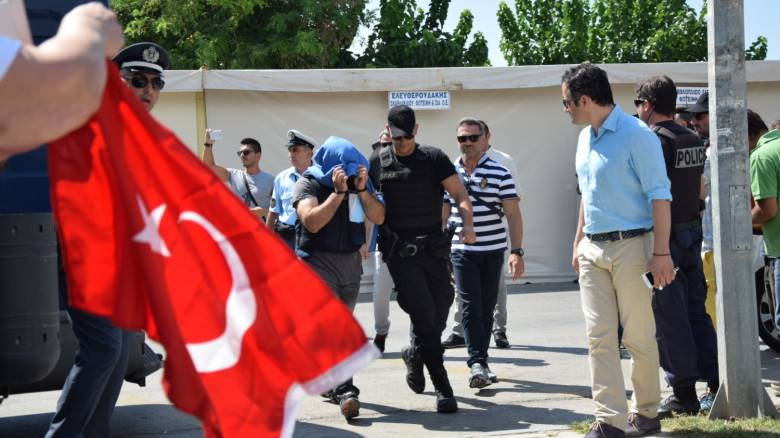 Στο φως ντοκουμέντα από τον φάκελο της υπόθεσης των 8 Τούρκων αξιωματικών