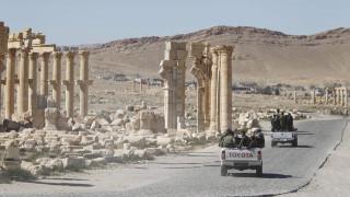 Ο ISIS κατέλαβε το κάστρο της Παλμύρας