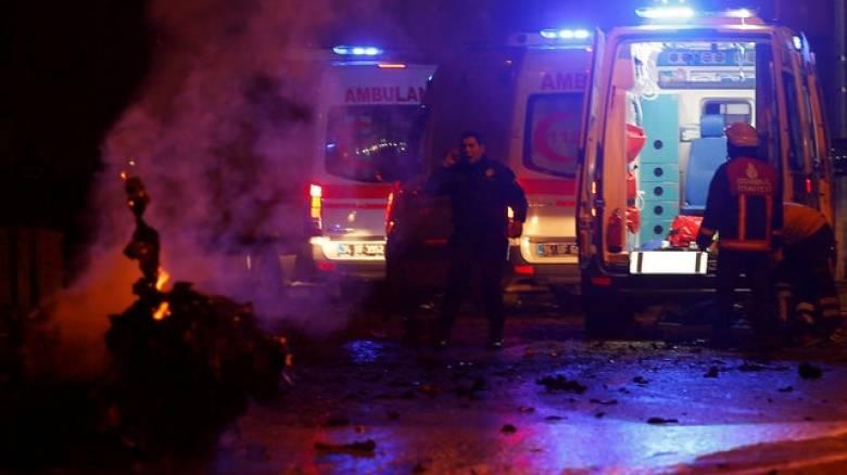 Βίντεο ντοκουμέντο από την επίθεση στην Κωνσταντινούπολη