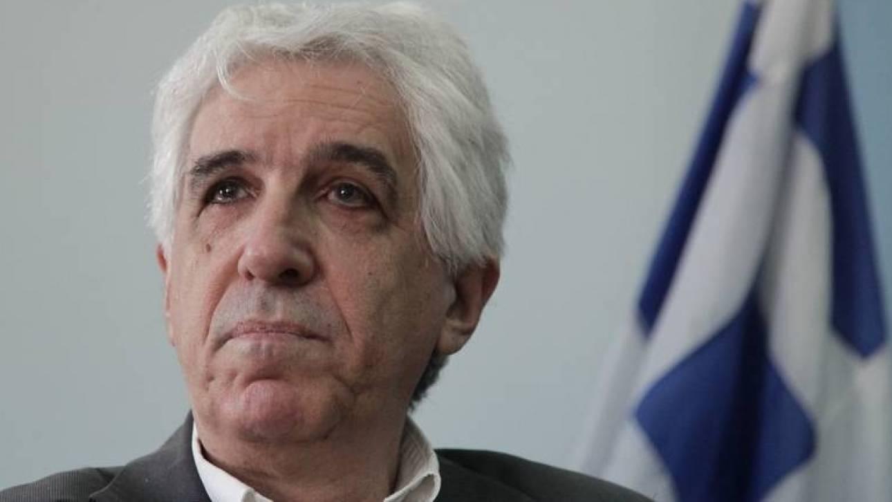 Ν. Παρασκευόπουλος: Το πολιτικό σύστημα να στηρίξει την Χρυσή Αυγή αν εκδημοκρατιστεί