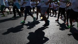 Αθλητής έπαθε ανακοπή στον ημιμαραθώνιο της Λάρισας (pics)