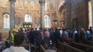 Κάιρο: 25 νεκροί από την επίθεση στην εκκλησία (vid)