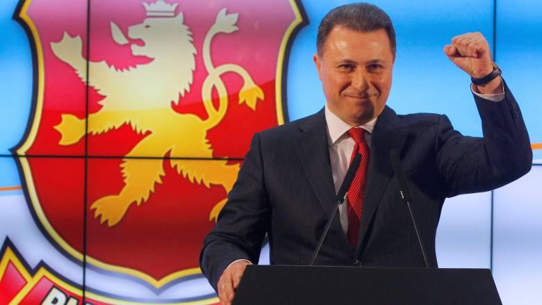 Εκλογές ΠΓΔΜ: Πρωτιά του Γκρουέφσκι με μικρή διαφορά