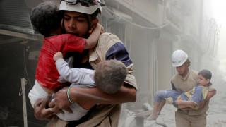 Χαλέπι: 500.000 παιδιά υποφέρουν από ψυχολογικά τραύματα