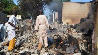 Νιγηρία: Καμικάζι 7 ή 8 ετών σκόρπισαν το θάνατο