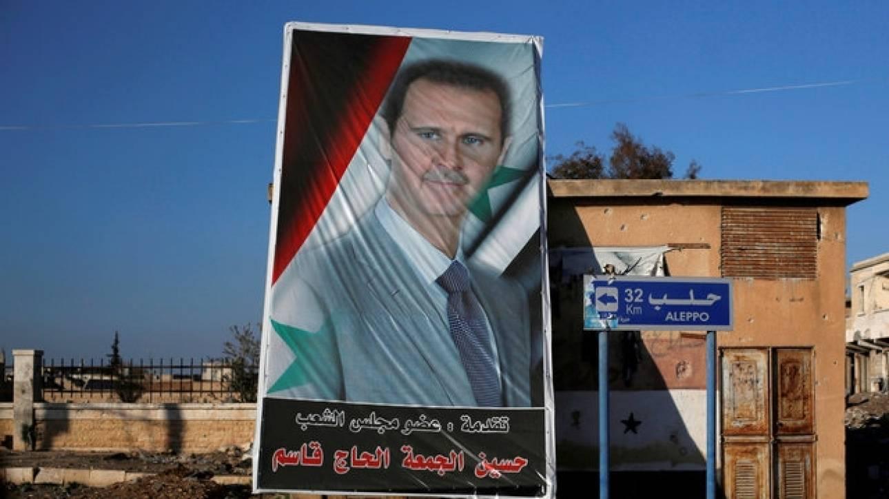 Συρία: Για ψέματα και διγλωσσία κατηγορεί το Παρίσι τη Μόσχα