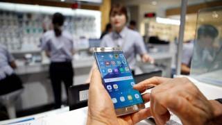 Η Samsung αχρηστεύει τα εναπομείναντα Galaxy Note 7