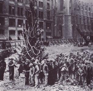 First Rockefeller Center Tree1931