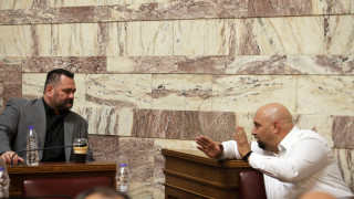 Εισβολή βουλευτών της Χρυσής Αυγής σε εκδήλωση στην ΕΣΗΕΑ