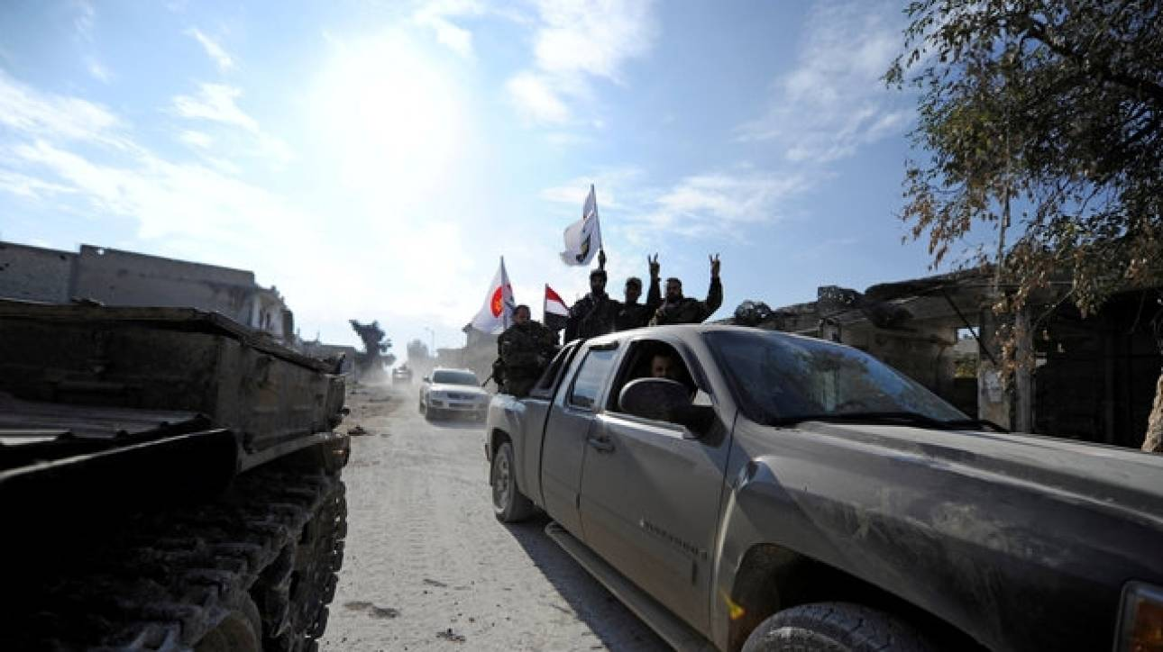 Η μάχη για το Χαλέπι φθάνει στο τέλος της