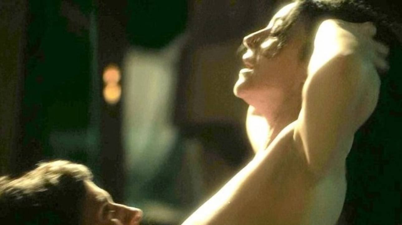 H topless αποκάλυψη της Μόνικα Μπελούτσι στην TV
