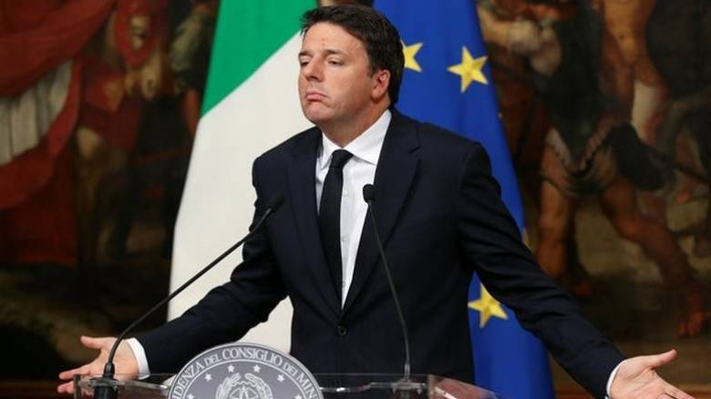 Εκλογές στην Ιταλία το συντομότερο ζητά ο Μ. Ρέντσι