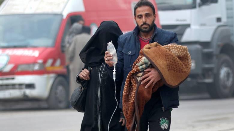 Συρία: Αιματοχυσία από αεροπορικές επιθέσεις με 53 νεκρούς