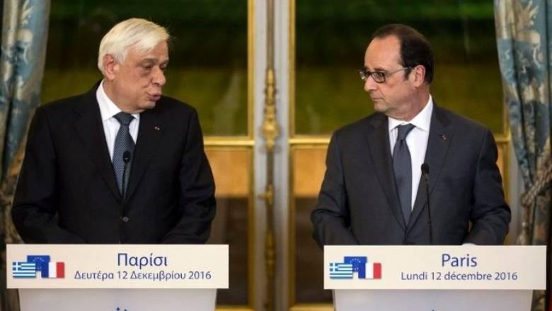 Ο Πρ. Παυλόπουλος απαντά στην Τουρκία για τη Συνθήκη της Λωζάνης