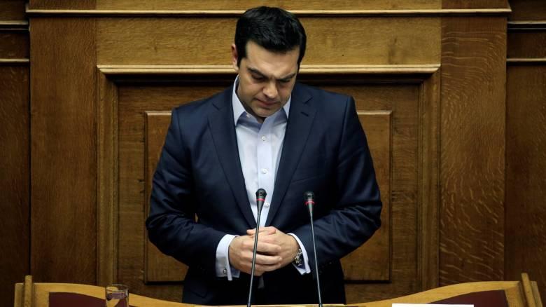 Τσίπρας: Όχι σε μέτρα και συμμετοχή του ΔΝΤ στο ελληνικό πρόγραμμα