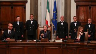Ιταλία: Κρίσιμο τεστ για την κυβέρνηση Τζεντιλόνι η ψήφος εμπιστοσύνης