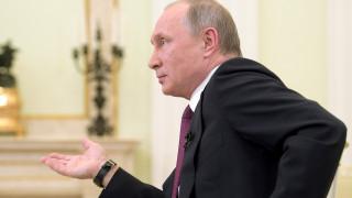 Ο Πούτιν έτοιμος να συναντηθεί με τον Τραμπ «ανά πάσα στιγμή»