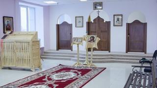 Προσευχή και ψώνια: Άνοιξε εκκλησία σε εμπορικό κέντρο της Ρωσίας