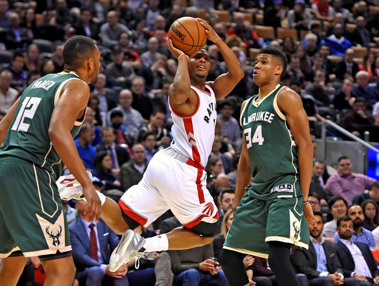 2016 12 13T030423Z 2085572540 NOCID RTRMADP 3 NBA MILWAUKEE BUCKS AT TORONTO RAPTORS