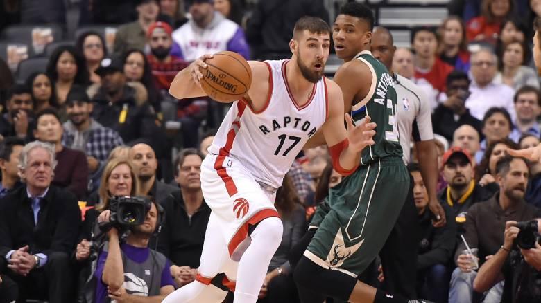 NBA: ο Αντετοκούνμπο έβαλε 30 πόντους στο Τορόντο