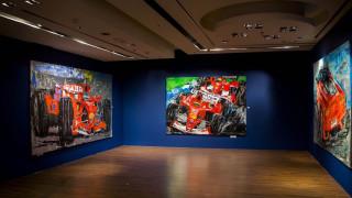 Restless Speed: Έκθεση της Μίνας Παπαθεοδώρου-Βαλυράκη στο Χώρο Τέχνης «ΣΤΟart KΟΡΑΗ»