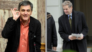 Απάντηση Τσακαλώτου σε Τόμσεν: Δεν συμφωνήσαμε σε πρωτογενή πλεονάσματα 3,5%