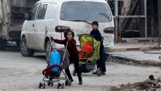 Χαλέπι: Απελπισμένη έκκληση για τους αμάχους