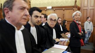 Κρ. Λαγκάρντ: Βλέπει πολιτικά κίνητρα πίσω από την υπόθεση