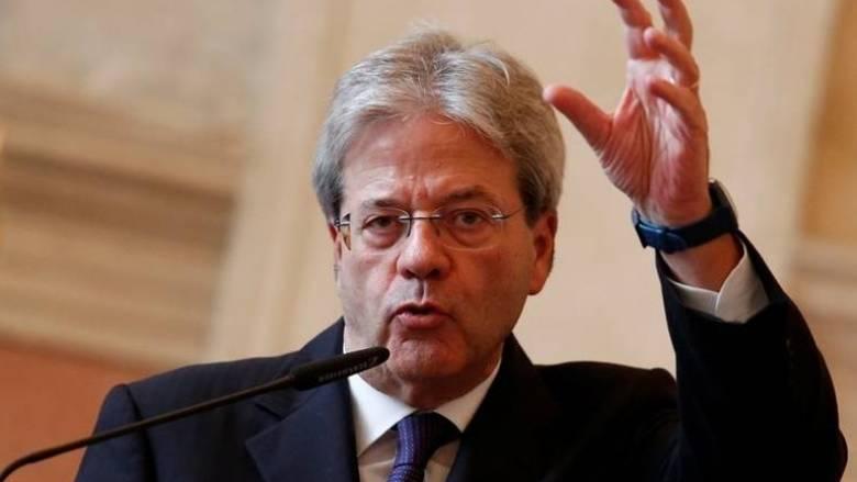 Ιταλία: Έλαβε ψήφο εμπιστοσύνης ο Τζεντιλόνι